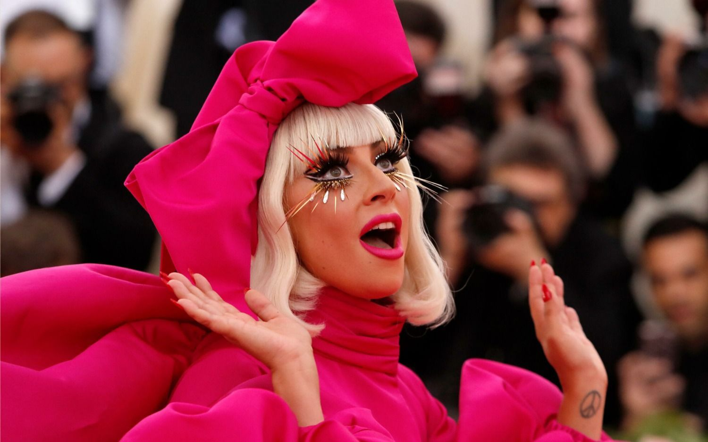 Lady Gaga: el excéntrico detalle con el que cautivó a todos