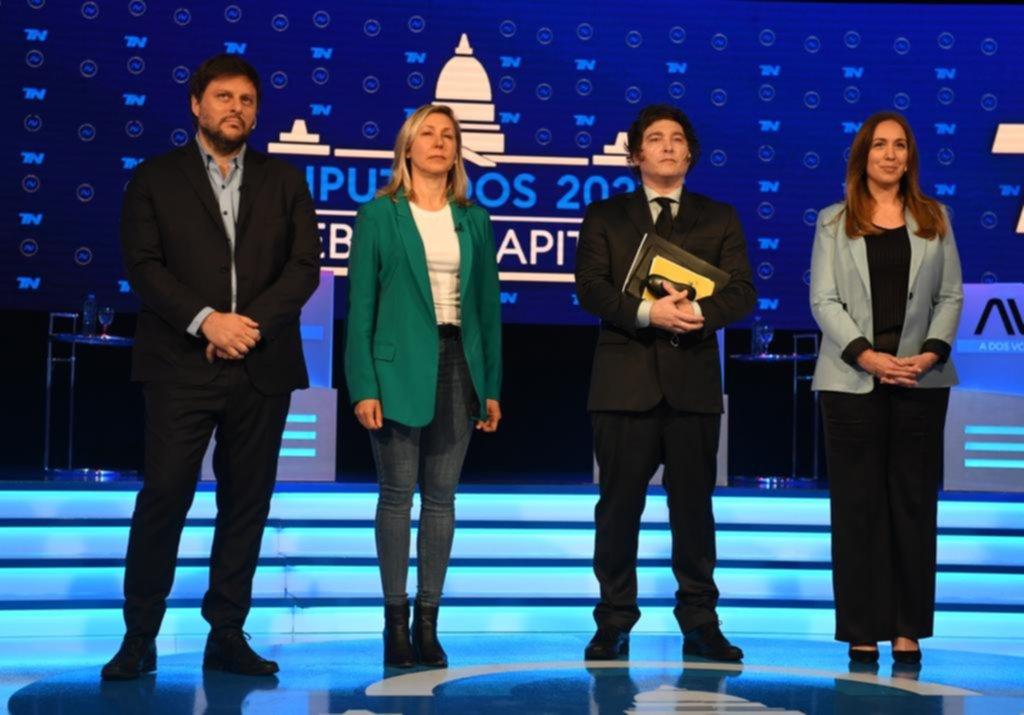 Primer debate caliente: cruces entre los candidatos porteños