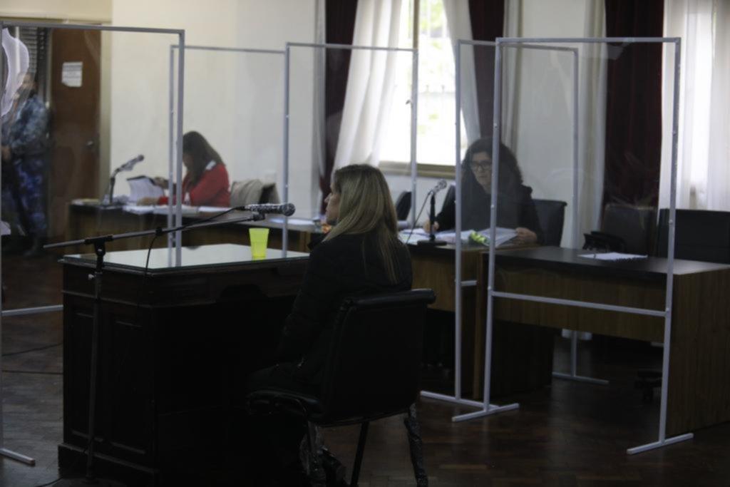 Crudos relatos en el segundo día del juicio por el crimen de Mía