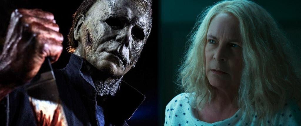 """""""Halloween Kills"""": Jamie Lee Curtis vuelve a huir de Michael Myers, un """"fénix"""""""