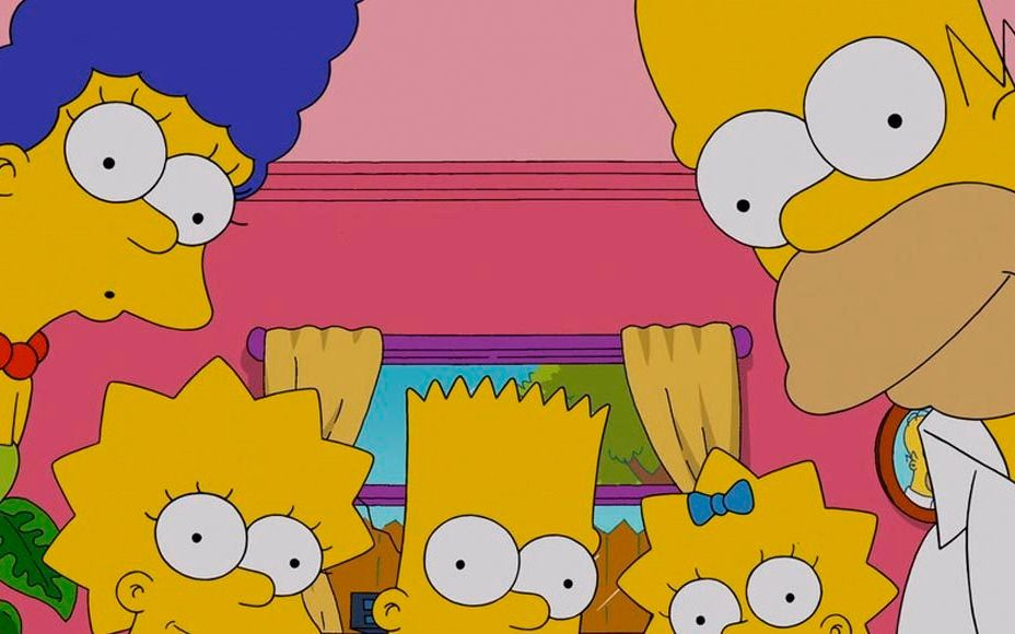 Atractiva e insólita propuesta laboral: ¿Cómo ganar 7000 dólares por mirar Los Simpson?