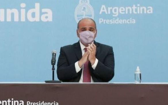 Manzur ya viajó a EE UU en un avión sanitario de Tucumán: se encontrará con Guzmán