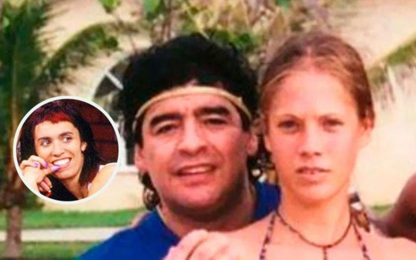 Samanta Farjat contó detalles desconocidos de la relación de Diego Maradona y Mavys Álvarez