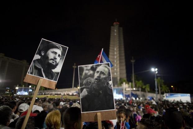 La muerte de Fidel Castro: un repaso histórico para homenajear al líder cubano