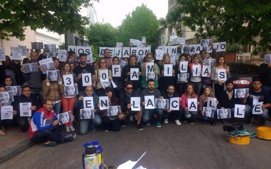 Protesta frente al Ministerio de Salud: denuncian despidos en el plan Incluir Salud