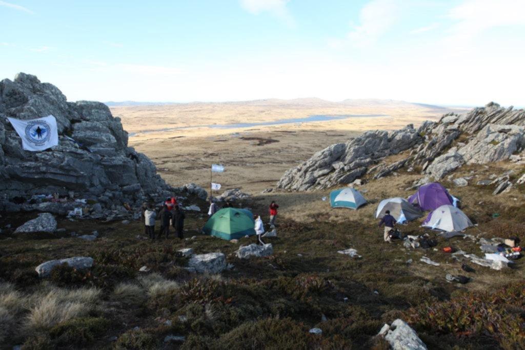 Inscriben para viajes humanitarios a las Islas Malvinas