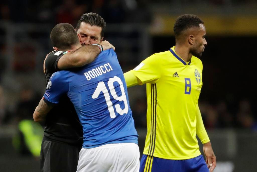 """La eliminación de la """"Azzurra"""", un fracaso económico y social además del aspecto deportivo"""