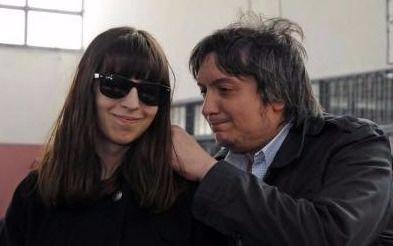 Florencia Kirchner denunció persecución contra su familia al declarar en la causa Hotesur