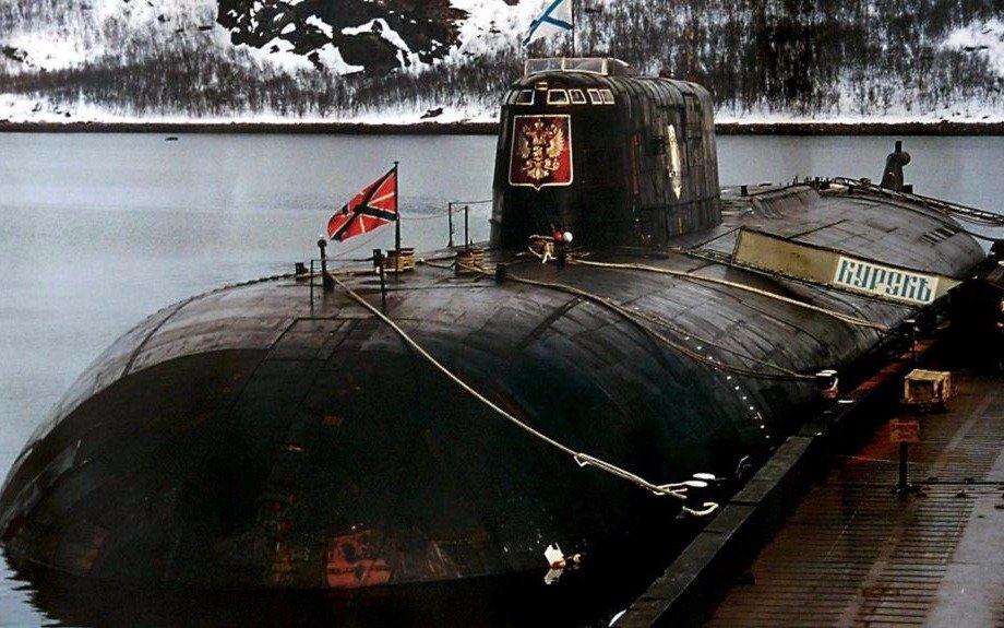 La historia del Kursk, que tuvo en vilo al mundo
