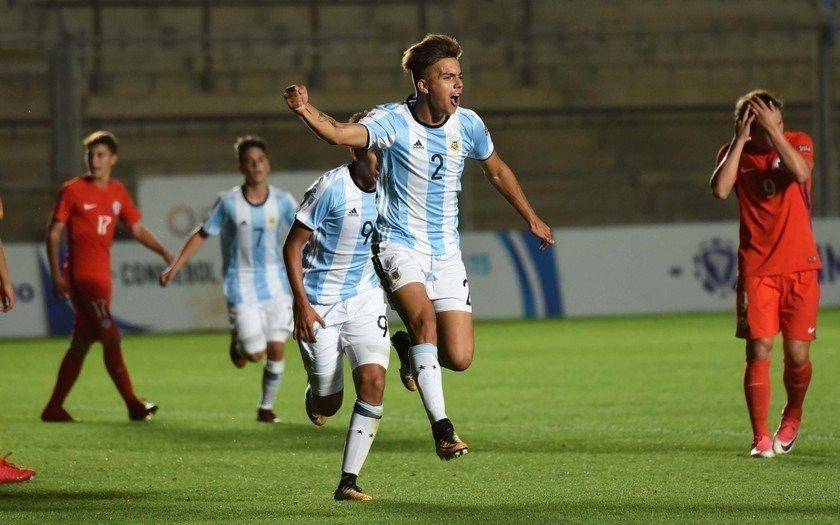 Ante Brasil, el Sub 15 argentino busca su primer título de la categoría