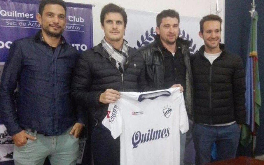 Lucas Nardi renunció en Quilmes