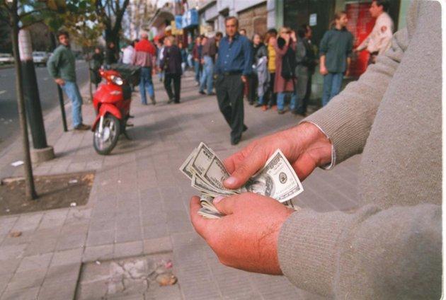 arbolito cambista dolar