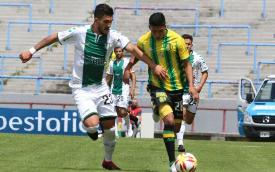 Banfield goleó a Aldosivi y sueña con las copas internacionales — Superliga