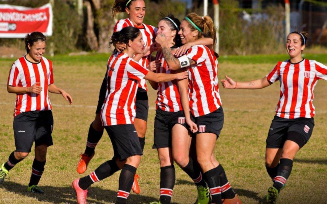El fútbol femenino será preliminar ante el Canalla