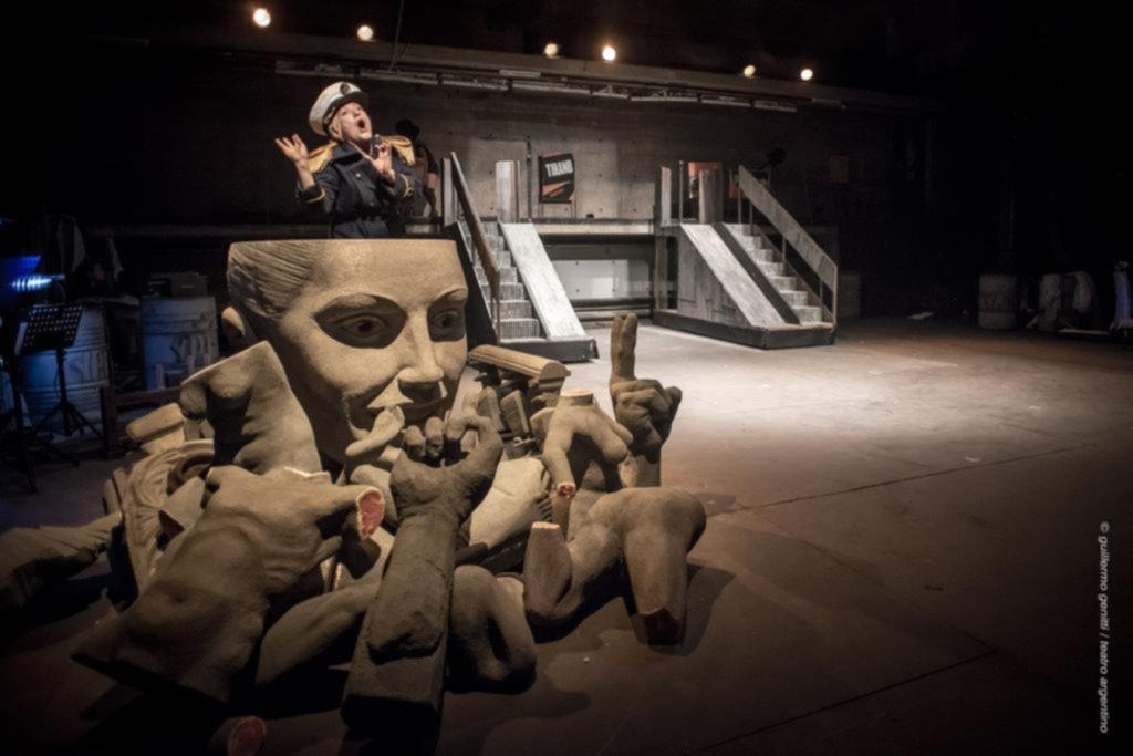 """Niebla (drama nativo)"": el gran circo criollo del siglo XXI"