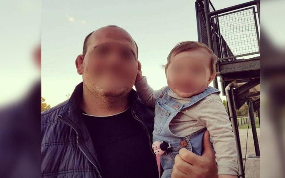 El papá de la beba que murió asfixiada podría ir preso acusado de homicidio culposo