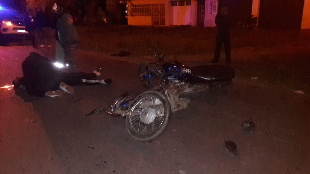 Otro joven muerto por un choque entre motos: testigos dicen que corrían una picada