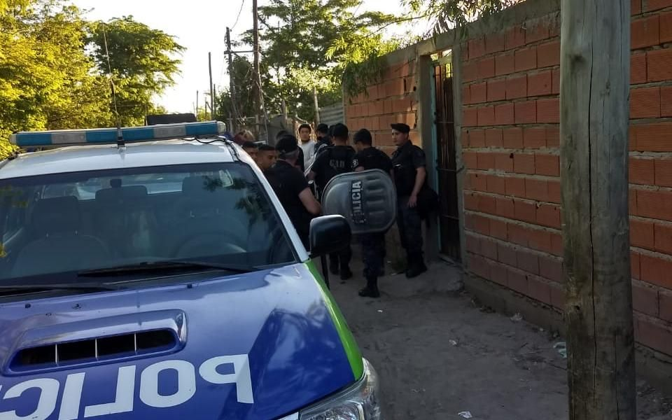 Secuestraron cocaína en Los Hornos