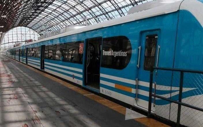 A partir del próximo mes, el tren comenzará a funcionar con más frecuencias