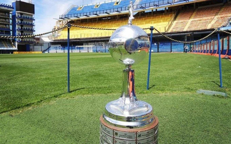 Enojo por una foto de la Copa Libertadores en la Bombonera