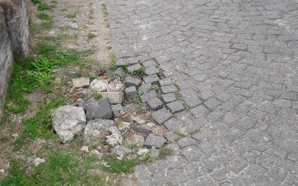 La Ciudad debe remozar sus calles adoquinadas