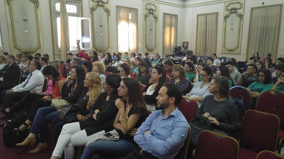 Jornadas científicas en Veterinaria de la UNLP
