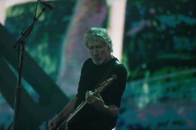 El agua no pudo con Roger Waters y el músico cerró su gira