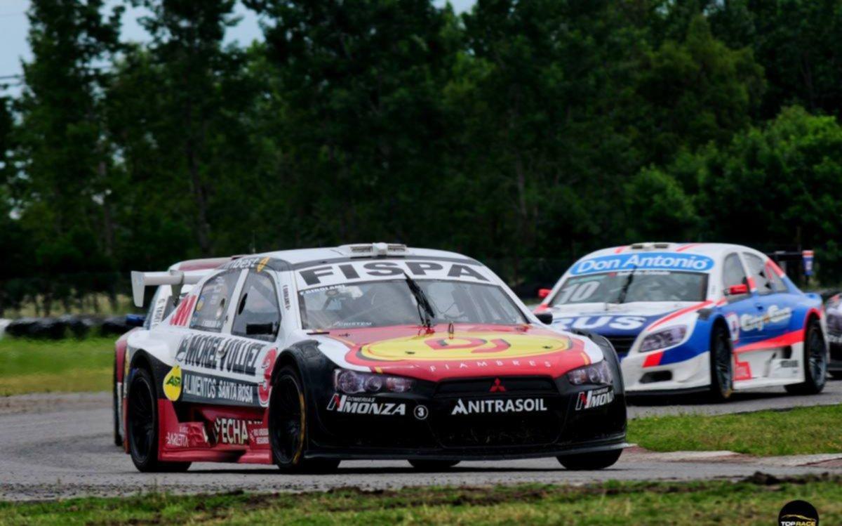 Top Race: Gran triúnfo y punta del campeonato para Franco Girolami