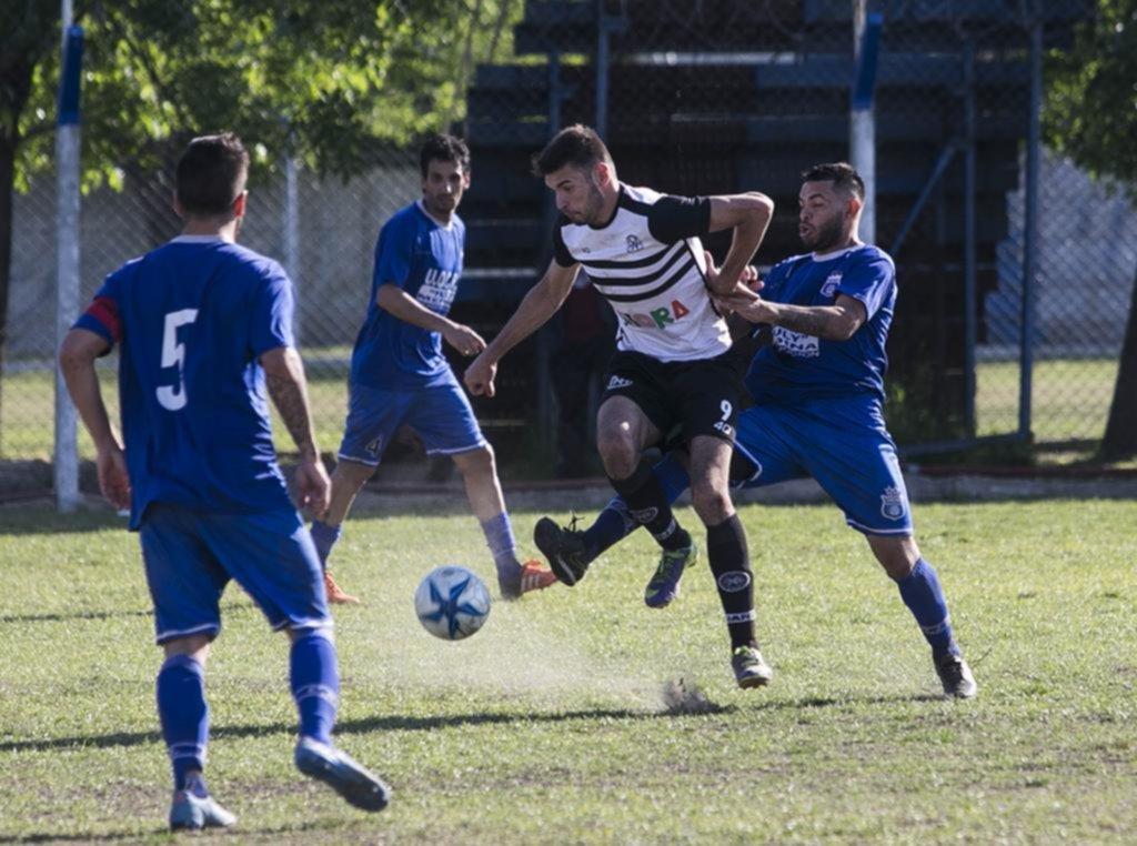 CRIBA hizo su trabajo ante San Lorenzo y aprovechó el empate de CRISFA con Curuzú