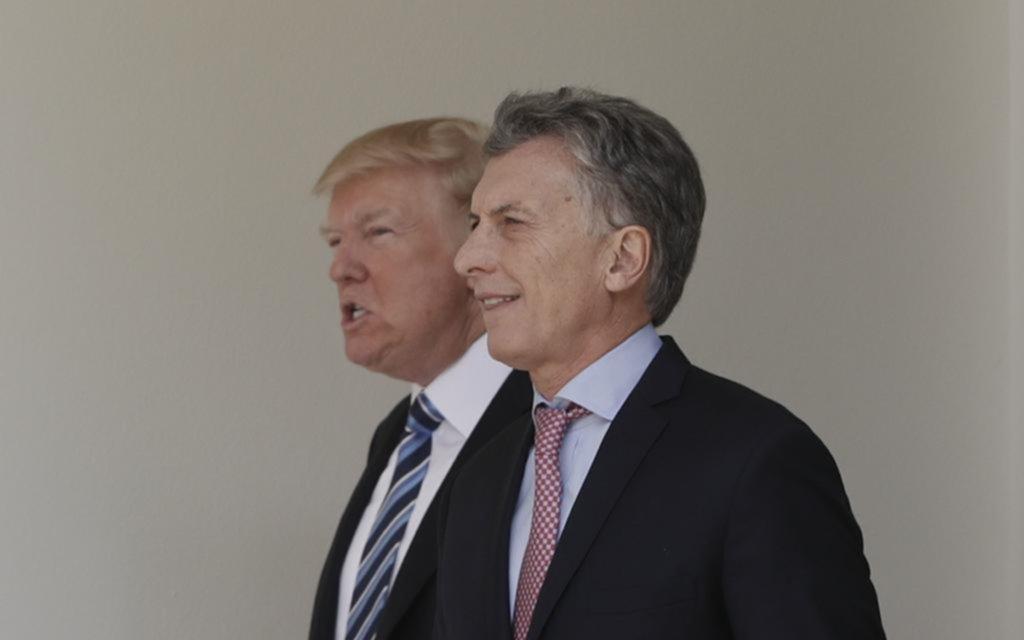 Trump impulsa el ingreso de Argentina a la Ocde y quiere anunciarlo en el G20
