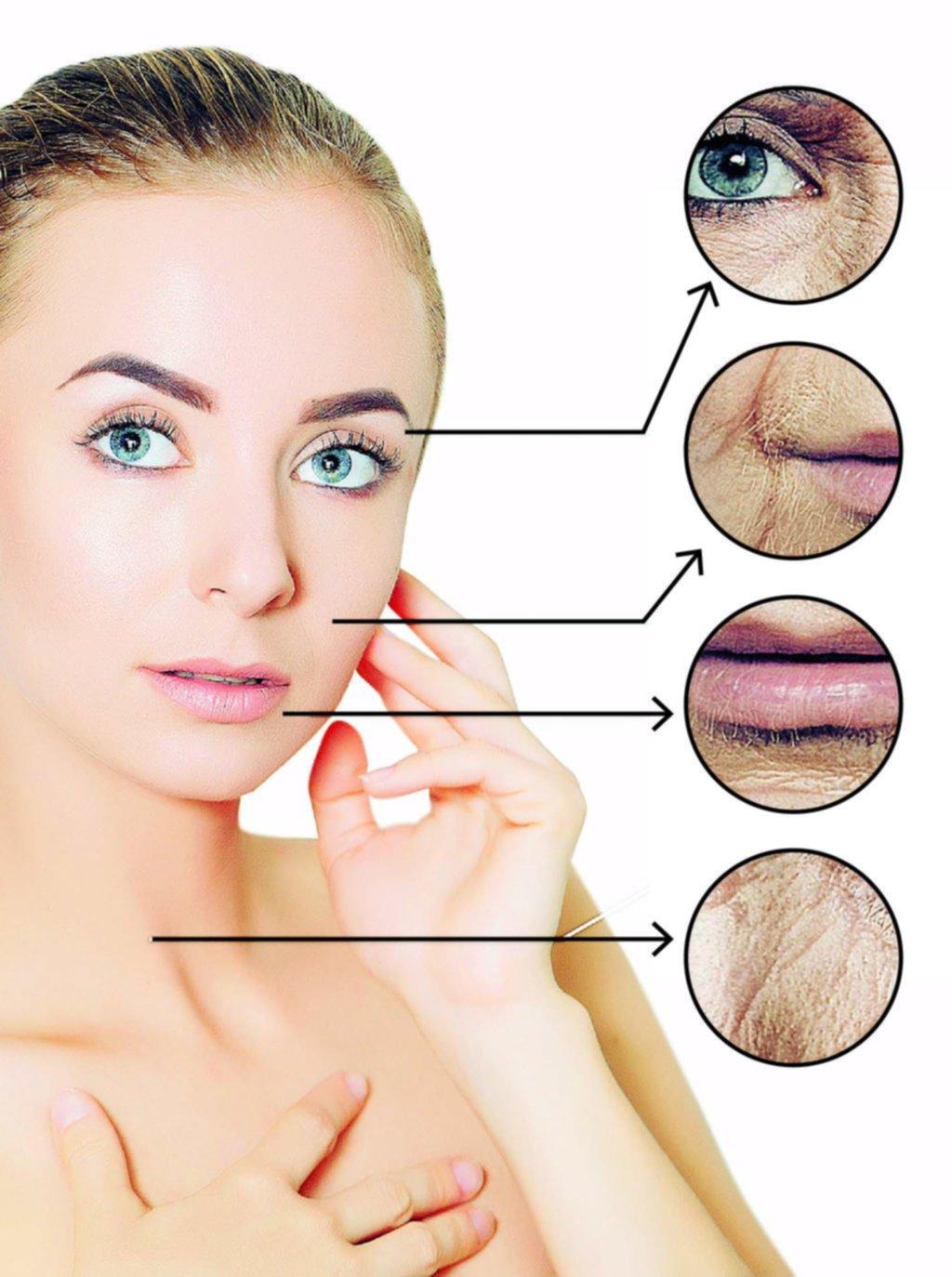 ¿Por qué envejece la piel?