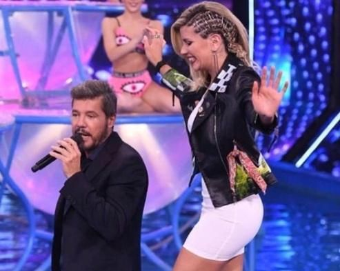 With Tinelli, no: Laurita wants to leave, but the boss will not let himself