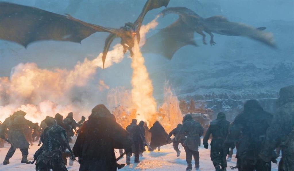 Thrones game stops: no dragons or Targaryens?