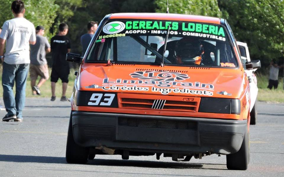 Monomarca Fiat: Chapar un gran  Campeón