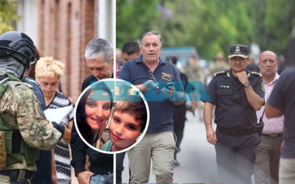 Tras 8 horas de tensión, el Grupo Halcón entró a la casa y el atrincherado se pegó un tiro y murió