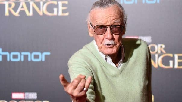 Revelan causas de muerte de Stan Lee