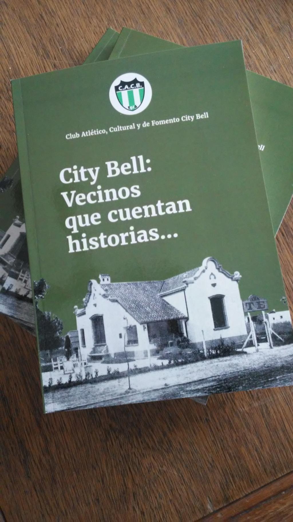 """Presentación del libro """"City Bell, vecinos que cuentan historias"""""""