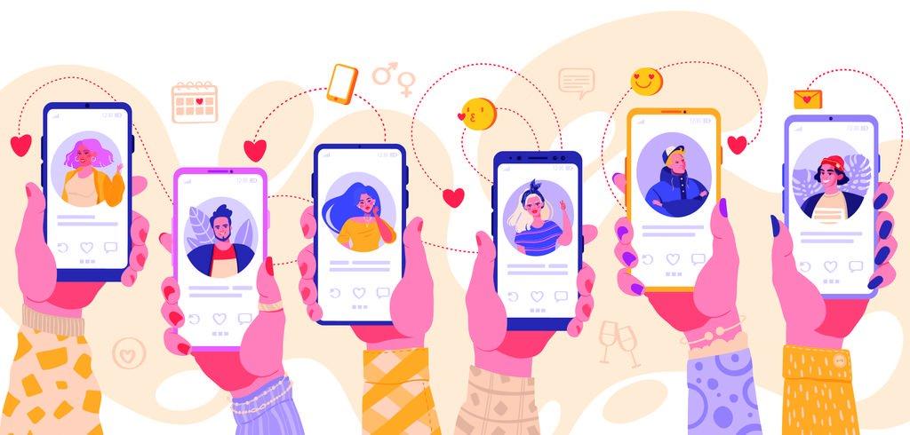 El amor en tiempos virtuales: seis de cada diez parejas comienza online