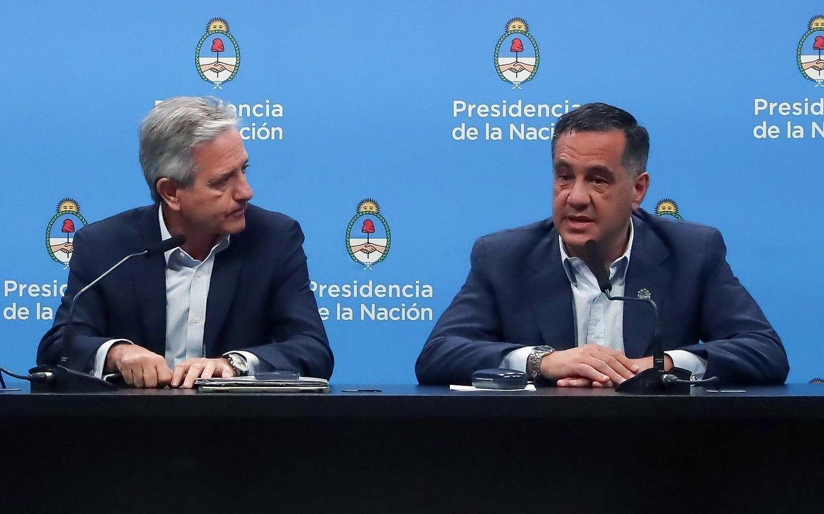 El Gobierno cuestionó a los gremios que no le pedirán bono de fin de año a Alberto Fernández
