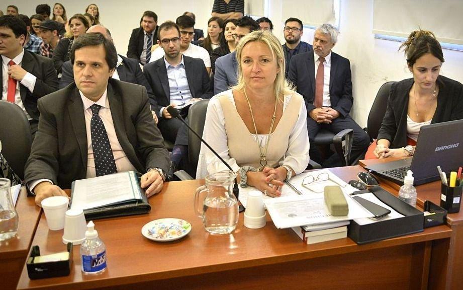 """La fiscal Dupuy dijo estar """"muy conforme con la pena"""" contra el pediatra Ricardo Russo"""