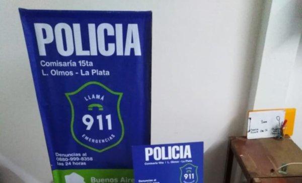 Simulaban vender papas para marcar casas en Olmos y cayeron por una brutal entradera - Policiales - Diario El Dia. www.eldia.com