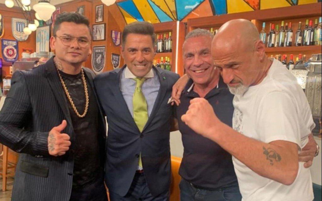 "El ""Chino"" Maidana vuelve al ring para enfrentar a ""Acero"" Cali"