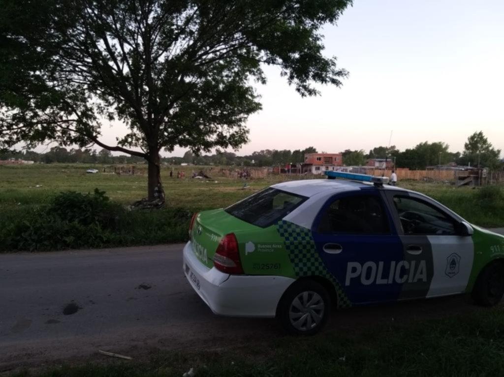 Por orden judicial, desalojaron los terrenos ocupados en Villa Elvira