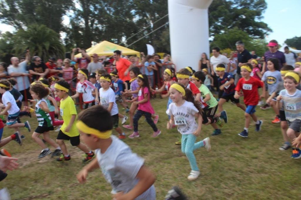 Una carrera solidaria para que corran todos los chicos