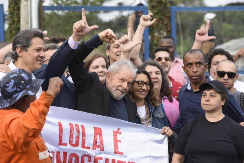 Alberto F. aseguró que invitará a Lula a la asunción presidencial del 10 de diciembre