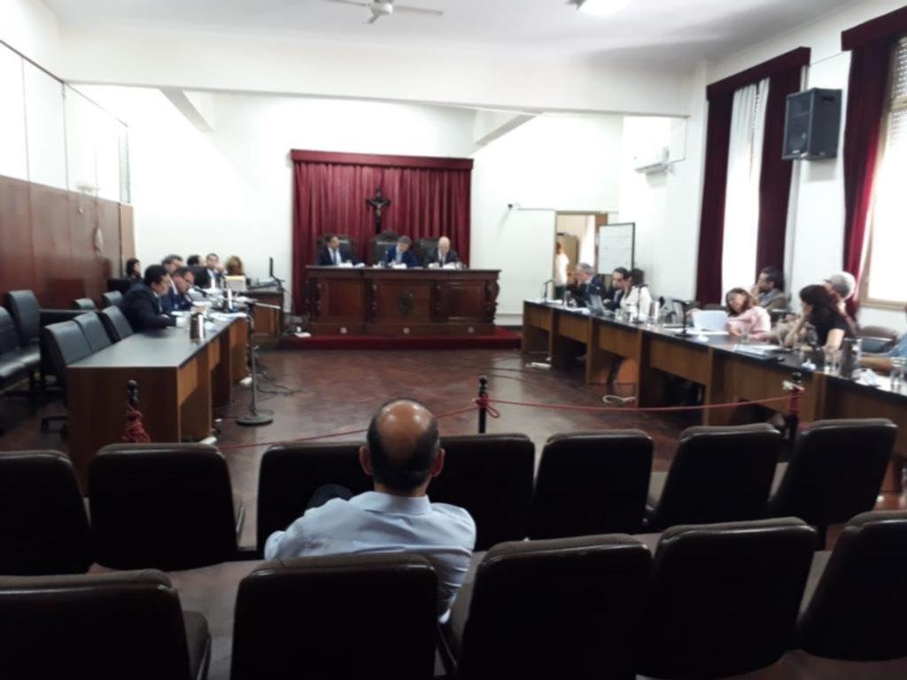 Casación revisa el fallo del juicio oral por los 33 presos muertos en Magdalena