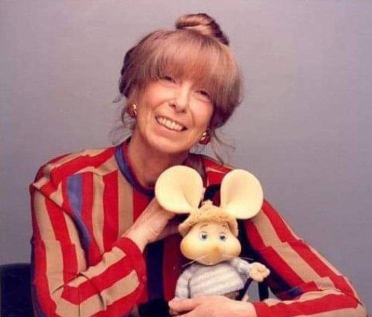 A los 96 años murió la italiana Maria Perego, creadora del inolvidable Topo Gigio