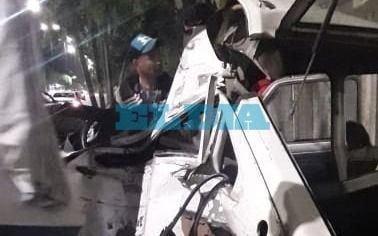 Una persona falleció y otras cinco resultaron heridas en un tremendo accidente en Melchor Romero