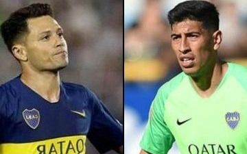 """La """"pelea"""" entre dos jugadores de Boca que dio mucho que hablar y fue desmentida"""