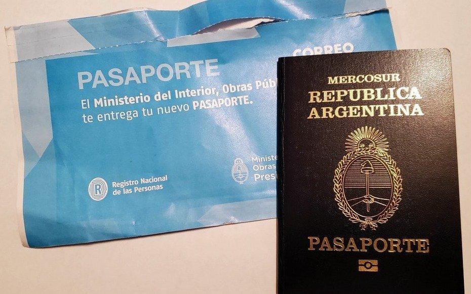 Se modificó el vencimiento de pasaportes de menores de edad y hay nuevas pautas para extranjeros